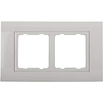 Anchor Roma TRESA Face Plate White 30227WH 2 Module