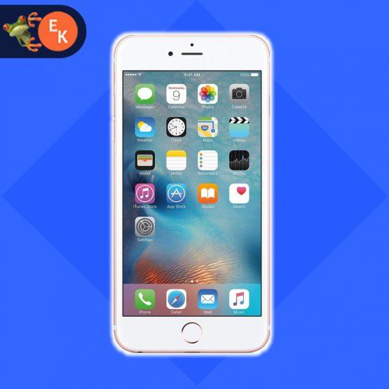 Apple iPhone 6S plus (ROSE GOLD. 32GB)