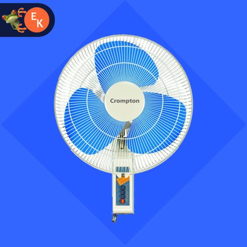 Crompton 16″ Hi Speed Wall Fan Windflow