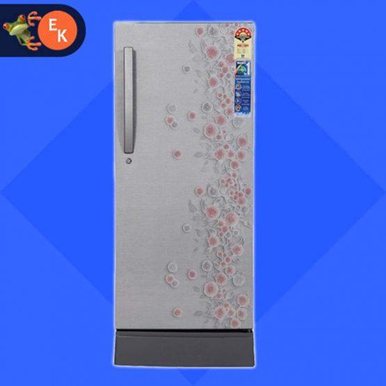 Haier HRD 2406PSL H 220L Single Door Refrigerator
