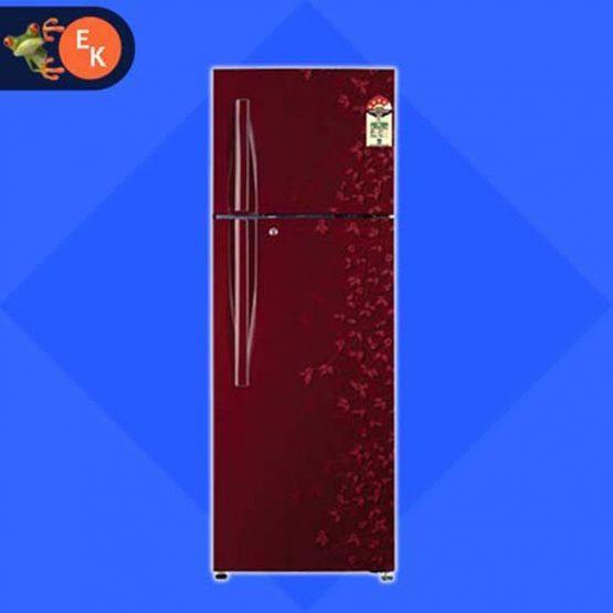 LG 285 L Double Door Refrigerator