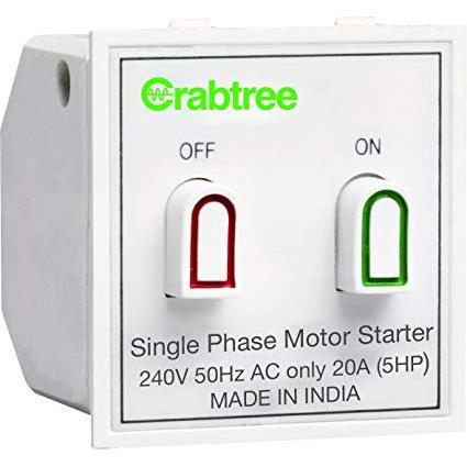 Thames 20 Amp Motor Starter Switch