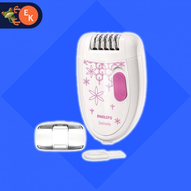 Philips Hair Remover Female Depilation BRE200 - electrickharido.com