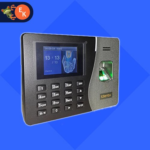 ESSL Identix K-30 New Coloured Biometric Attendance