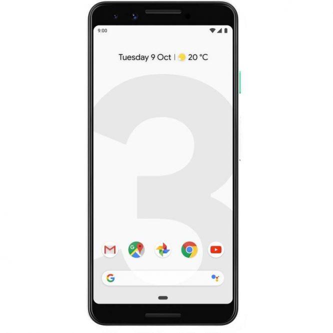 Google Pixel 3 (Not Pink, 64 GB) - electrickharido.com