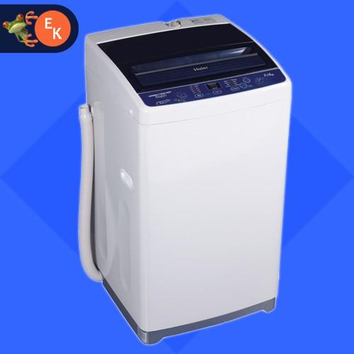Haier 6KG HWM60-918NZP Top Load Fully Automatic Washing Machine