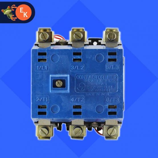 L&T ML-2 Contactor 220V AC, 3 Pole