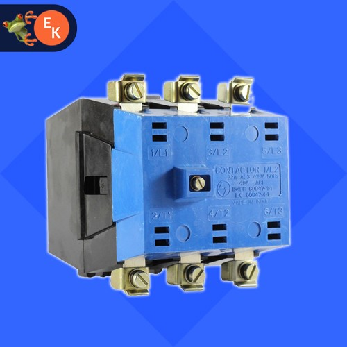 L&T ML-6 Contactor 220V AC, 3 Pole