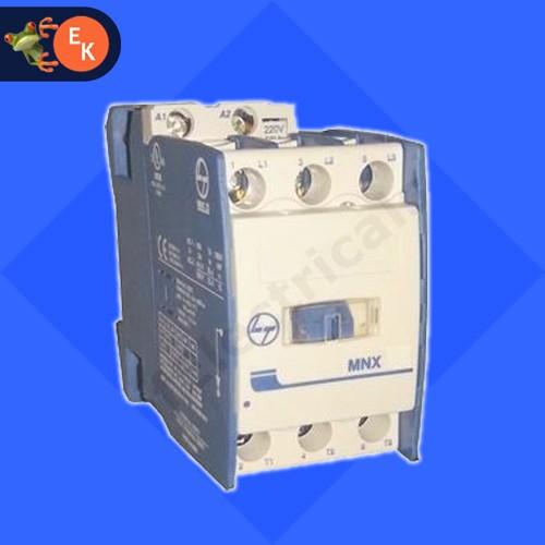 L&T MNX-18 Contactor 220V AC, 3 Pole