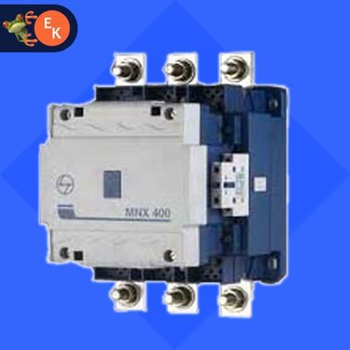 L&T MNX-140 Contactor 220V AC, 3 Pole