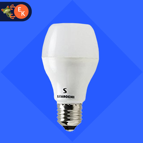 Svarochi Bluetooth Enabled Smart Light LED bulb – 9W (Warm and Cool) B22