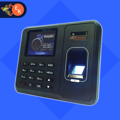 Realtime Biometric Fingerprint Attendance Machine Realtime T5
