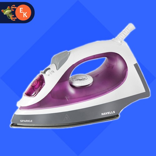 STEAM IRON SPARKLE 1250W HAVELLS - electrickharido.com