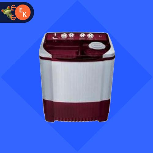 LG P9032R3SM 8 Kg Semi Automatic Washing Machine