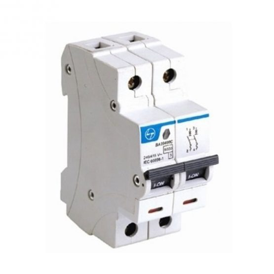 25 Ampere Double Pole MCB