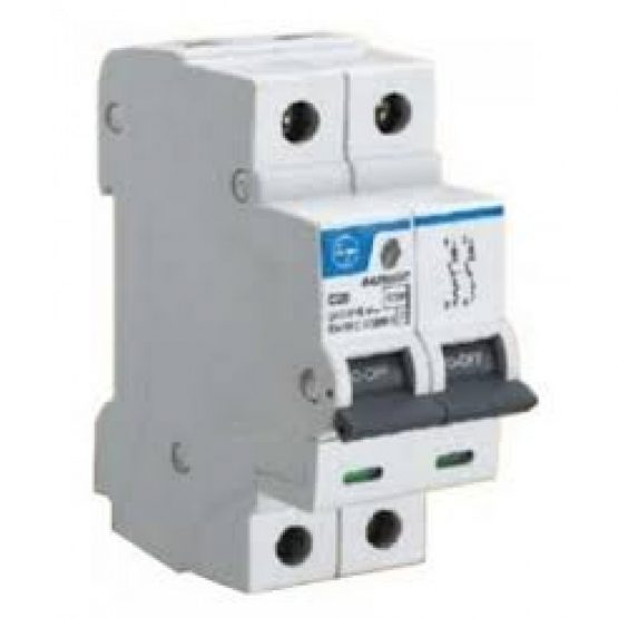 50 Ampere Double Pole MCB