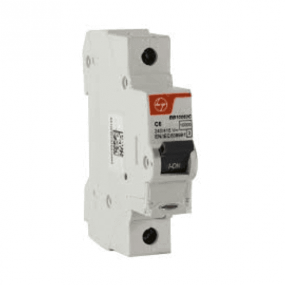 L&T BB10160C 16 A Single Pole Miniature Circuit Breakers MCB