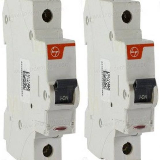 L&T BB10400C 40 A Single Pole Miniature Circuit Breakers MCB
