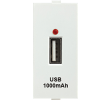 Anchor Roma USB Charger 1000 mAh