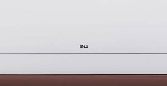 LG 1 Ton 3 Star Split AC (Copper Condenser)