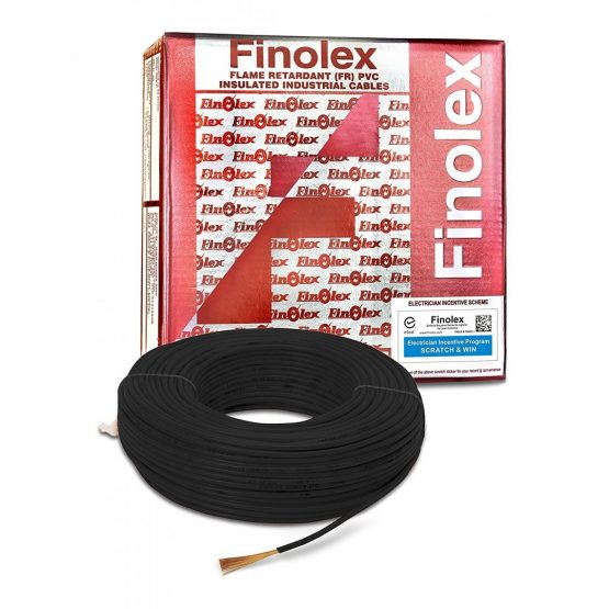 3 Core X 6 sqmm Flat Cable, Finolex