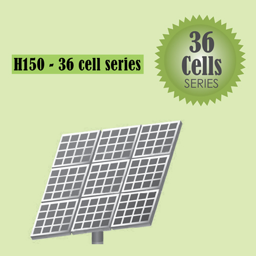 H150 Solar 36 cell series