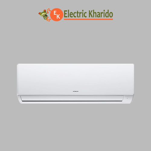 Hitachi 1.5 Ton 3 Star R-32 Split Air Conditioner Non Inverter