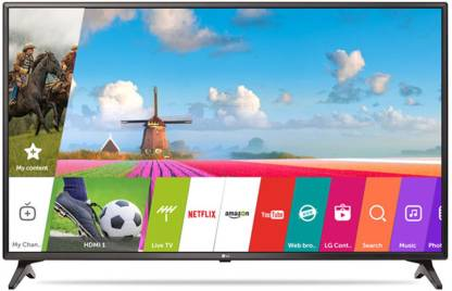 "LG 43"" Fully Smart LED TV"