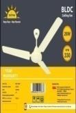 Solar BLDC Ceiling Fan MDF – C600